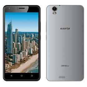 Aligator S5510 Dual SIM (AS5510GY) šedý Software F-Secure SAFE 6 měsíců pro 3 zařízení (zdarma)