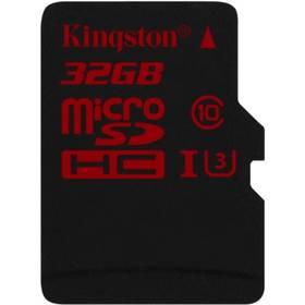 Kingston MicroSDHC 32GB UHS-I U3 (90R/80W) (SDCA3/32GBSP)