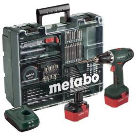 Metabo BS 12 NiCd MD zelená + Doprava zdarma