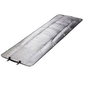 Yate Alu Matte 50 cm stříbrná