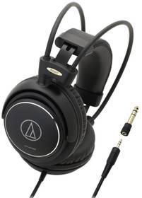 Audio-technica ATH-AVC500 (AU ATH-AVC500) černá + Doprava zdarma
