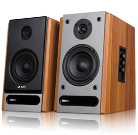 Fenda F&D R25BT 2.0, bluetooth, NFC (R25BT) dřevo + Doprava zdarma