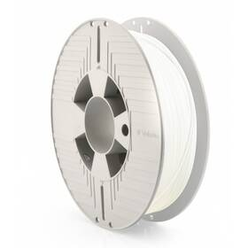 Tlačová struna (filament) Verbatim BVOH 1,75 mm pro 3D tiskárnu, 0,5kg (55903) priehľadná