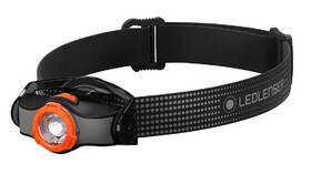 LEDLENSER MH3 (502148) černá/oranžová