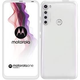 Motorola One Fusion+ (PAJW0013PL) bílý