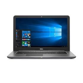 Dell Inspiron 17 5000 (5767) (N-5767-N2-712S) šedý Software F-Secure SAFE, 3 zařízení / 6 měsíců (zdarma)Software Microsoft Office 365 pro jednotlivce CZ (zdarma)Monitorovací software Pinya Guard - licence na 6 měsíců (zdarma) + Doprava zdarma