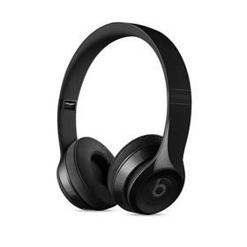 Beats Solo3 Wireless On-Ear - leskle černé (mnen2ee/a)