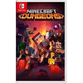 Nintendo SWITCH Minecraft Dungeons (NSS446)