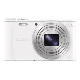 Sony DSC-WX350 bílý + Doprava zdarma