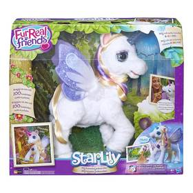 Fur Real Friends Hasbro jednorožec Starlily