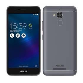 Asus ZenFone 3 Max ZC520TL (ZC520TL-4H077WW) šedý SIM s kreditem T-Mobile 200Kč Twist Online Internet (zdarma)Software F-Secure SAFE 6 měsíců pro 3 zařízení (zdarma) + Doprava zdarma