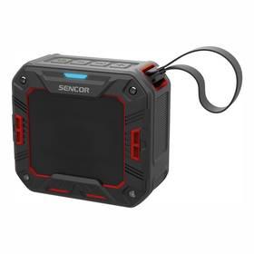 Přenosný reproduktor Sencor SSS 1050 (35049802) černý/červený
