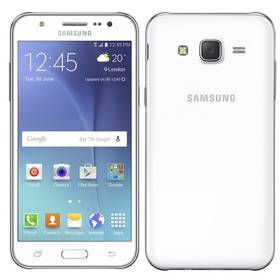 Samsung Galaxy J5 Dual SIM (SM-J500F) (SM-J500FZWDETL) bílý + Voucher na skin Skinzone pro Mobil CZ v hodnotě 399 Kč jako dárek+ Software F-Secure SAFE 6 měsíců pro 3 zařízení v hodnotě 999 Kč jako dárek + Doprava zdarma