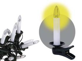 EMOS 20 LED, 7m, řetěz (svíčky), teplá bílá, i venkovní použití (1534142040) + Doprava zdarma