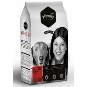 Amity premium dog Chicken & Rice 3kg
