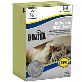 Bozita Feline Indoor & Sterilised TP 190 g