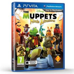 Sony PS VITA Muppets Movie Adventures (PS719835714)