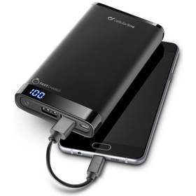 CellularLine FreePower Manta 12000mAh (FREEPMANTA12000K) černá