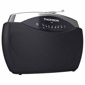 Radiopřijímač Thomson RT222 šedý