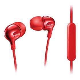 Philips SHE3705RD (SHE3705RD) červená