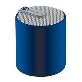 Přenosný reproduktor TRUST Urban Drum Wireless Mini, modrý (19693)