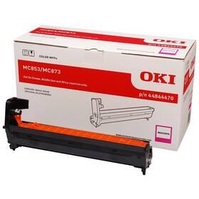 OKI MC853/873, 30000 stran (44844470) červený