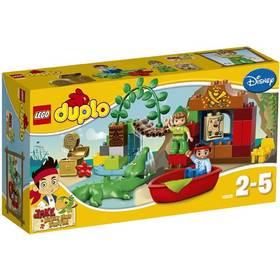 Lego® DUPLO Pirát Jake 10526 Peter Pan přichází