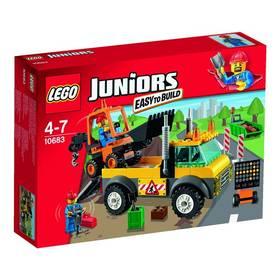 Lego® Juniors 10683 Náklaďák pro silničáře