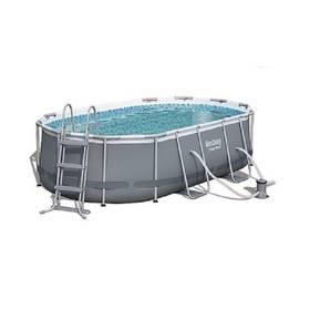 Bestway Steel Frame Pool 424 x 250 x 100 cm + Doprava zdarma