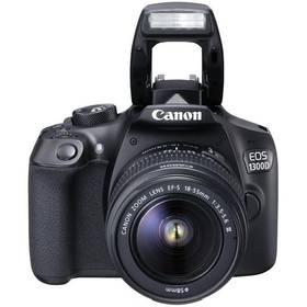 Canon EOS 1300D + 18-55 DC III (1160C030) černý + Doprava zdarma