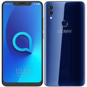 ALCATEL 5V 5060D Dual SIM (5060D-2BALE12) modrý SIM s kreditem T-Mobile 200Kč Twist Online Internet (zdarma)Software F-Secure SAFE, 3 zařízení / 6 měsíců (zdarma)