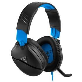 Turtle Beach Recon 70 pro PS4 Pro/PS4 (TBS-3555-02) černý/modrý