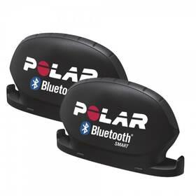 Snímač rychlosti a kadence Polar Bluetooth Smart - černá