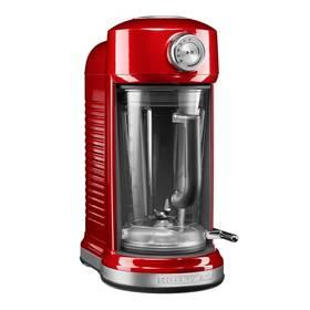KitchenAid Artisan 5KSB5080EER červený + K nákupu poukaz v hodnotě 3 000 Kč na další nákup + Doprava zdarma