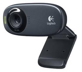 Logitech HD Webcam C310 (960-000638) černá + Doprava zdarma