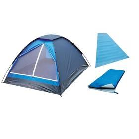 Loap CAMP SET pro 2 osoby + Stan Loap BEACH SHELTER pro 4 osoby - zelená v hodnotě 719 Kč + Doprava zdarma
