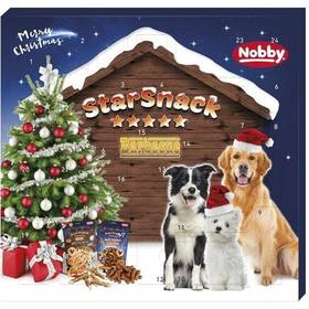 Nobby StarSnack adventní kalendář pro psy