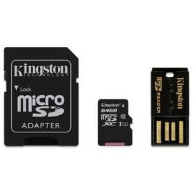 Paměťová karta Kingston Mobility Kit 64GB UHS-I U1 (30R/10W) (MBLY10G2/64GB)