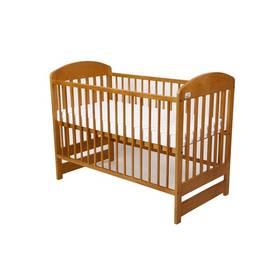 For Baby Marek pevné boky buk Matrace do postýlky For Baby 120x60 cm - bílá (zdarma)