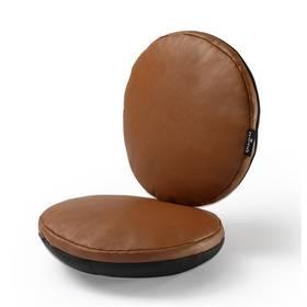 Mima Moon sedací polštáře hnědý + Doprava zdarma