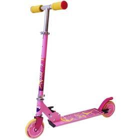 LIFEFIT FUNNY dívčí růžová + Reflexní sada 2 SportTeam (pásek, přívěsek, samolepky) - zelené v hodnotě 58 Kč