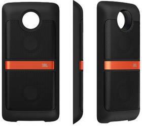 Motorola Mods Reproduktor JBL SoundBoost (ASMCNRTBLKEU) černý