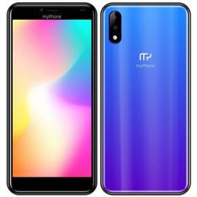 myPhone Prime 4 Lite (TELMYAPRIME4LBL) modrý