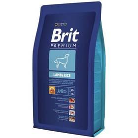 Brit Premium Dog Lamb & Rice 8 kg