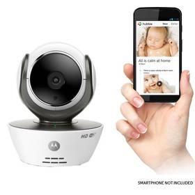 Motorola MBP85 Connect HD, Camera Wi-Fi bílá + Doprava zdarma