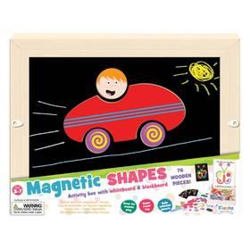 Magnetická mozaika Fiesta Crafts Tvary + Doprava zdarma