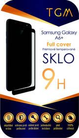 TGM Full Cover pro Samsung Galaxy A6 Plus (TGMSGA6PBL) černé + Doprava zdarma