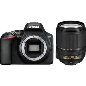 Nikon D3500 + AF-S DX 18-140mm (VBA550K004) černý + Doprava zdarma
