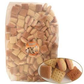 Smarty BISCO SANDWICH 2,5kg pytel / plněné čtverečky