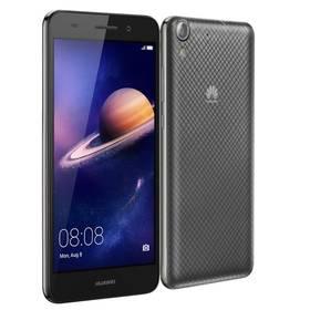 Huawei Y6 II Dual SIM (SP-Y6IIDSBOM) černý Software F-Secure SAFE 6 měsíců pro 3 zařízení (zdarma)SIM s kreditem T-Mobile 200Kč Twist Online Internet (zdarma) + Doprava zdarma